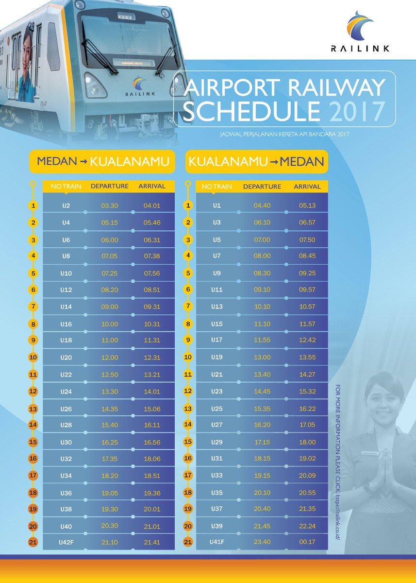 Jadwal terbaru kereta api bandara kaualnamu medan